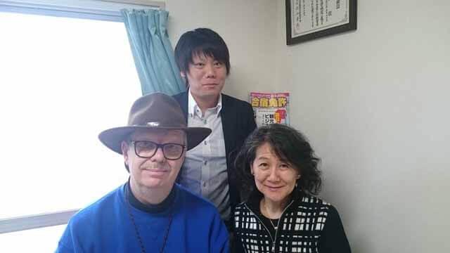 日本人の配偶者等・定住者への申請をされたcook夫妻 様