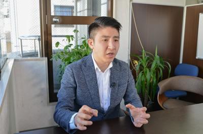Mr. Garyou Yu who applied for management visa application